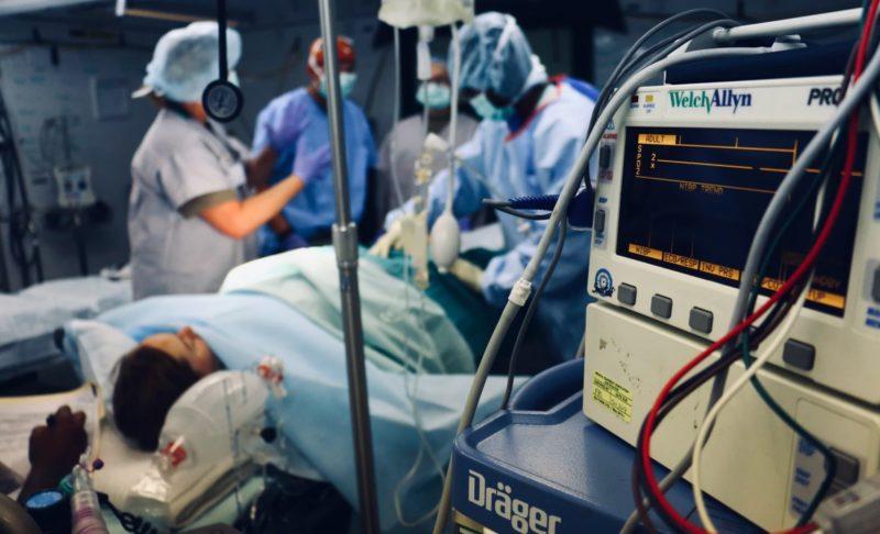 中年人患上乙型肝炎及肝癌