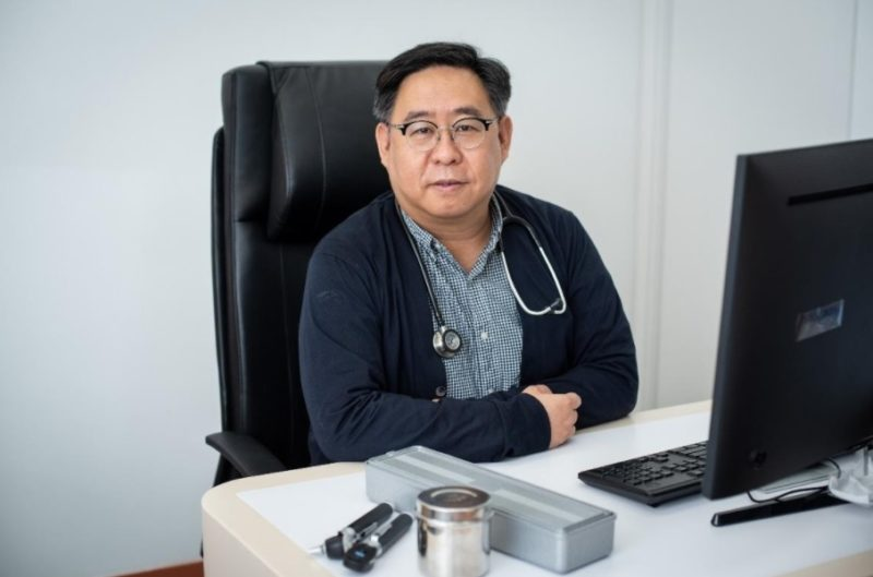 溫日東醫生