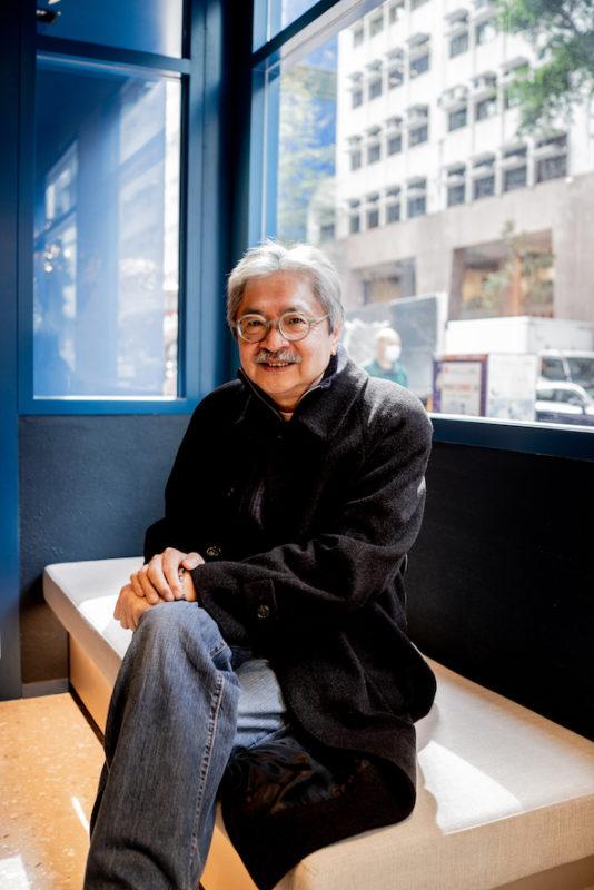 曾俊華在Bow Coffee暢談先行者如何在未來「先行一步」。