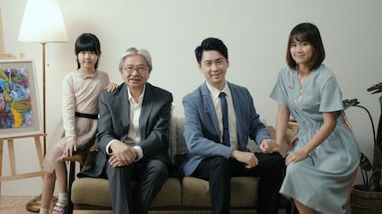 [Bowtie宣傳短片截圖] 香港人是一種很特別的群體,雖然香港地方不大,但香港人對這個小城的歸屬感很深。